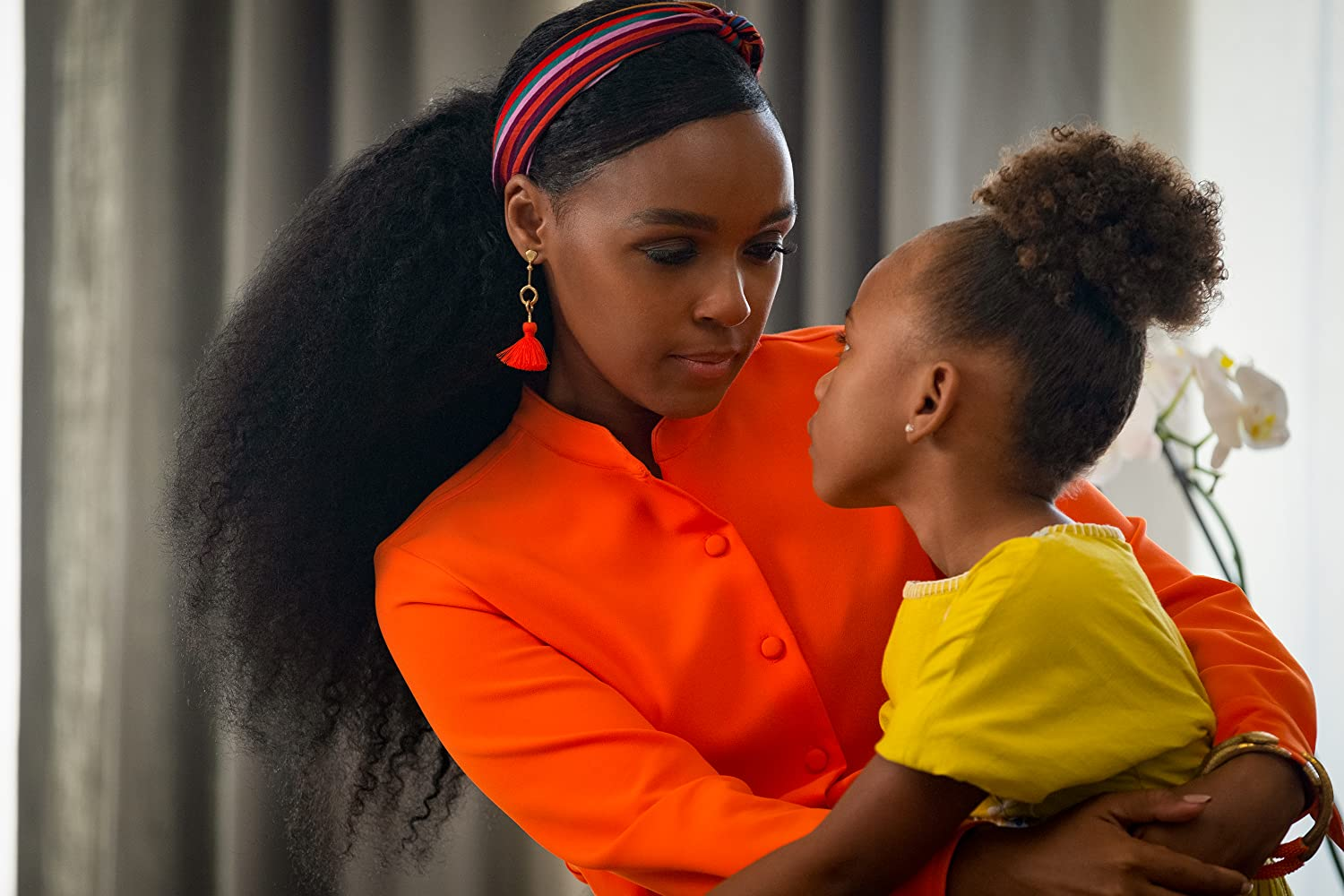London Boyce and Janelle Monáe in Antebellum (2020)