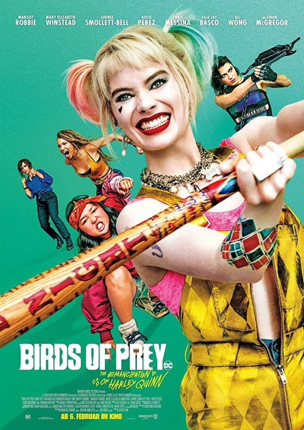 Birds of Prey (2020): Hollywood Movie Download
