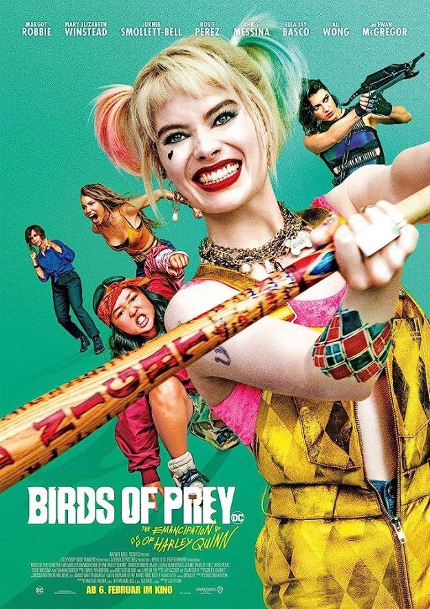 Birds of Prey (2020): Hollywood Movie Download