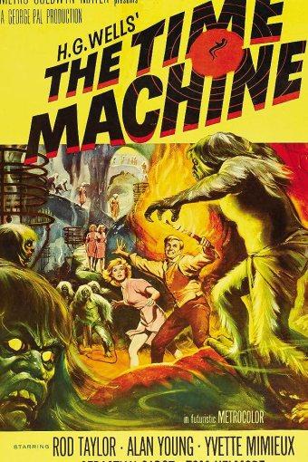 A Máquina do Tempo 1960 Dublado Online