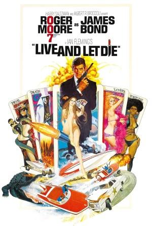 007 Viva e Deixe Morrer Dublado Online