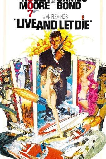 Com 007 Viva e Deixe Morrer Dublado Online