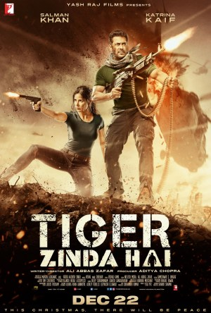 Tiger Zinda Hai Legendado Online