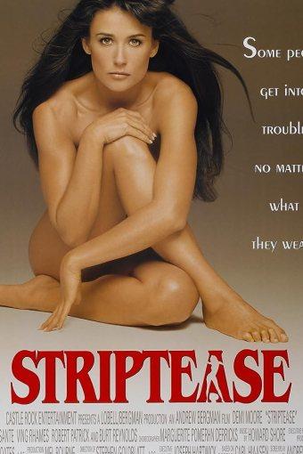 Striptease Dublado Online