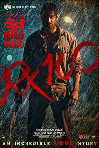 Rx 100 (2019) Hindi Dubbed 650MB | 300MB HDRip 480p | 720p x264 AAC [ADMIN]