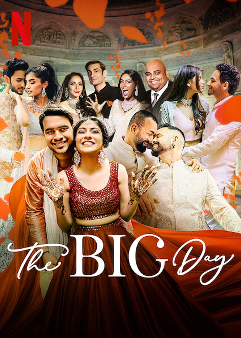 The Big Day 2021 S02 Complete Hindi NF Series 480p | 720p HDRip 404MB | 900MB Download