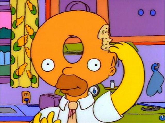 Dan Castellaneta in The Simpsons (1989) 13 Best Treehouse of Horror Segments