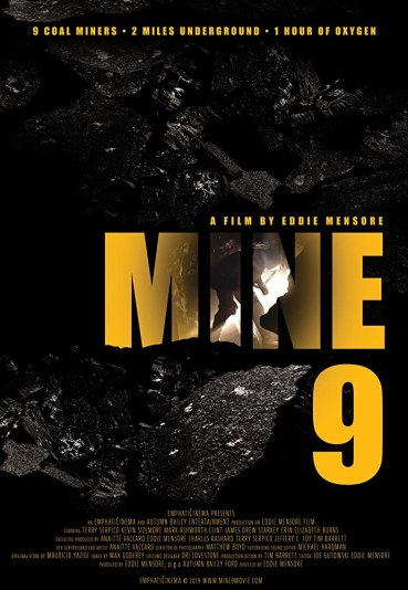 Mine 9 2019 English Movie 720p 800MB | 480p 300MB HDRip Download