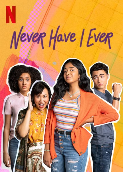 Download Never Have I Ever 2021 S01 Hindi Complete NF Web Series 720p HDRip 2GB
