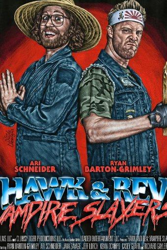 Hawk and Rev: Vampire Slayers Legendado Online