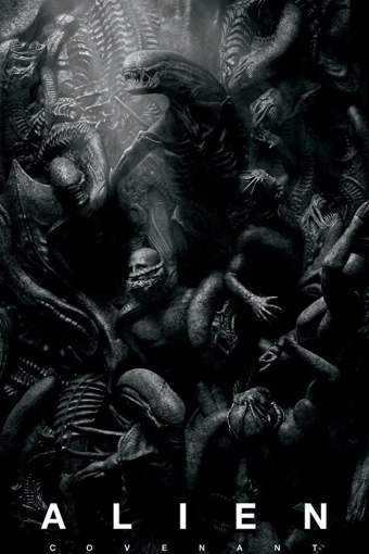 Alien: Covenant Dublado Online