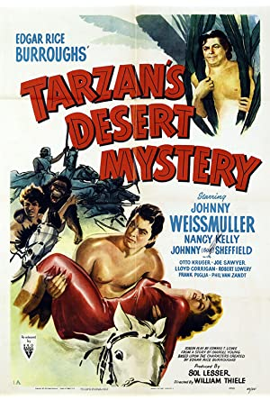Tarzan: O Terror Do Deserto Dublado Online