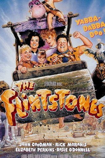 Os Flintstones: O Filme Dublado Online