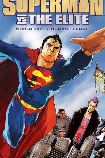 Superman Contra a Elite Dublado Online