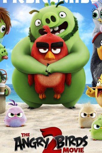 Angry Birds 2: O Filme Legendado Online