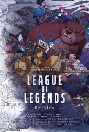 League of Legends: A Origem Legendado Online