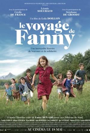 A Viagem de Fanny Dublado Online
