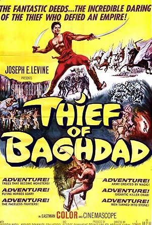 As Aventuras do Ladrão de Bagdad Dublado Online