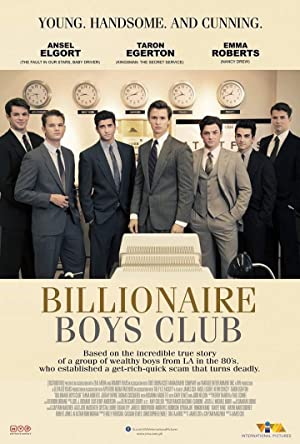 Billionaire Boys Club Legendado Online