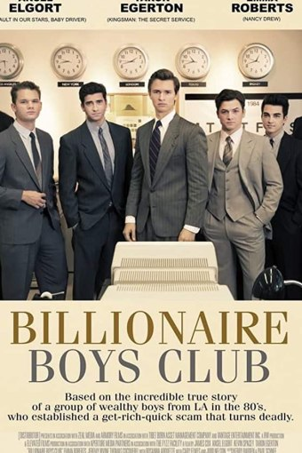O Clube dos Meninos Bilionários Dublado Online
