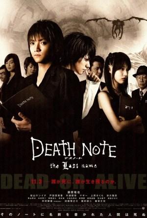 Death Note 2: The Last Name Legendado Online