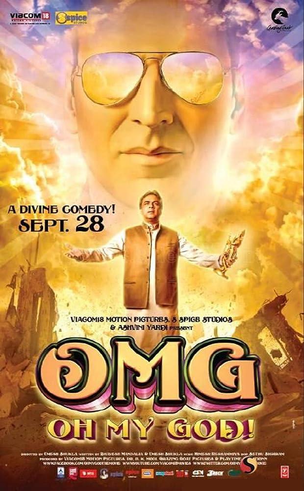 OMG: Oh My God! Hindi Movie 720p BRRip 1GB