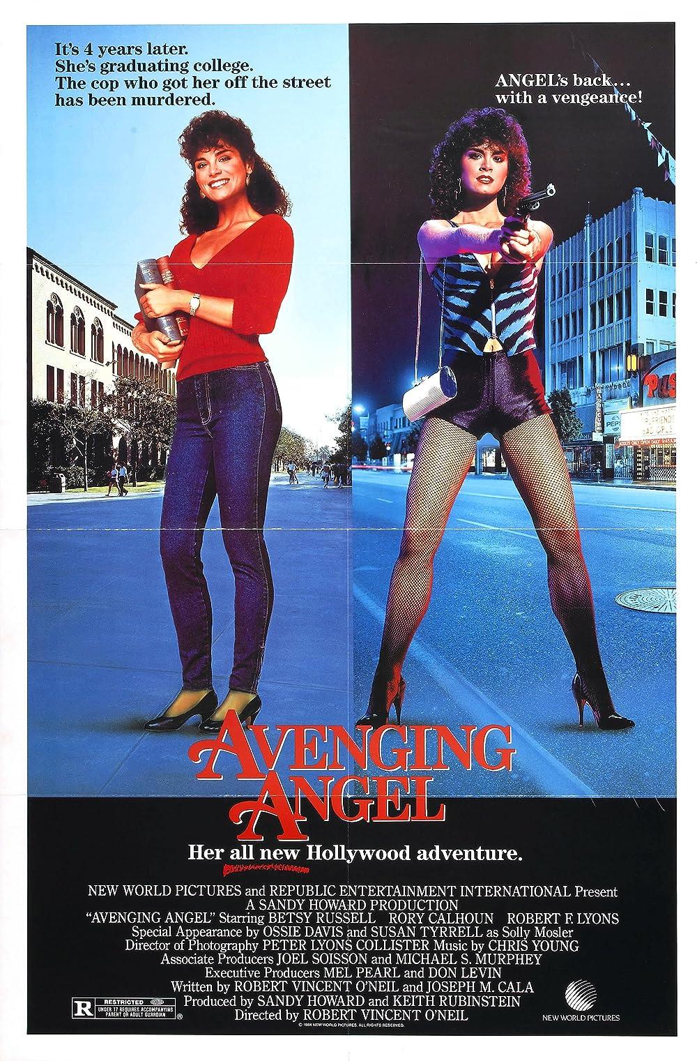 Avenging Angel 1985 Hindi Dual Audio 480p | 720p BluRay ESubs 332MB | 950MB Download