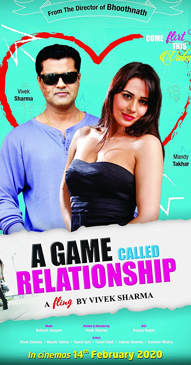 (18+) A Game Called Relationship (2021) Hindi 720p HDRip 700MB Download