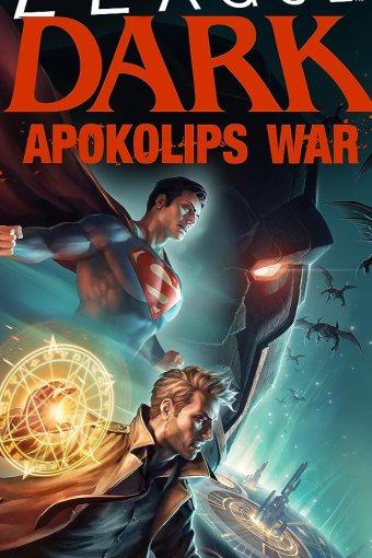 Liga da Justiça Sombria: Guerra de Apokolips Legendado Online