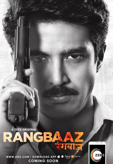 Rangbaaz (2018) Season 1 ZEE5 Original Hindi WEB Series 480p | 720p