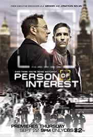 person of interest web shows poster
