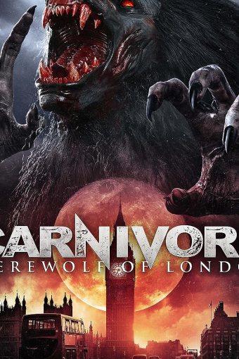 Carnivore: O Lobisomem De Londres Dublado Online