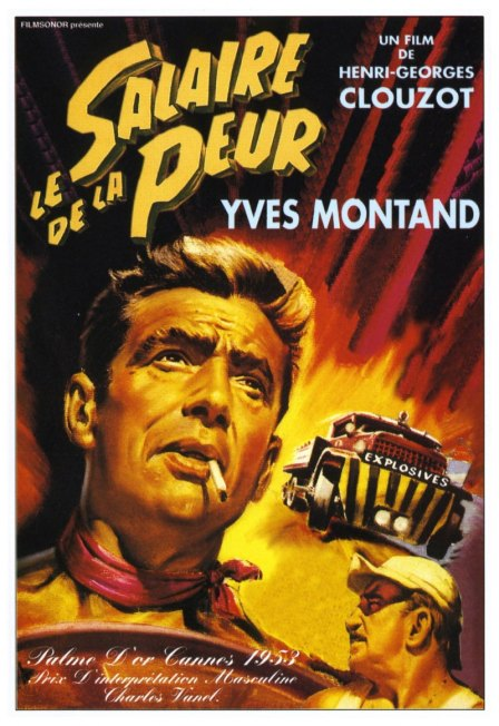 Image result for the wages of fear 1953