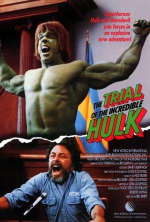 O Julgamento do Incrível Hulk Dublado Online
