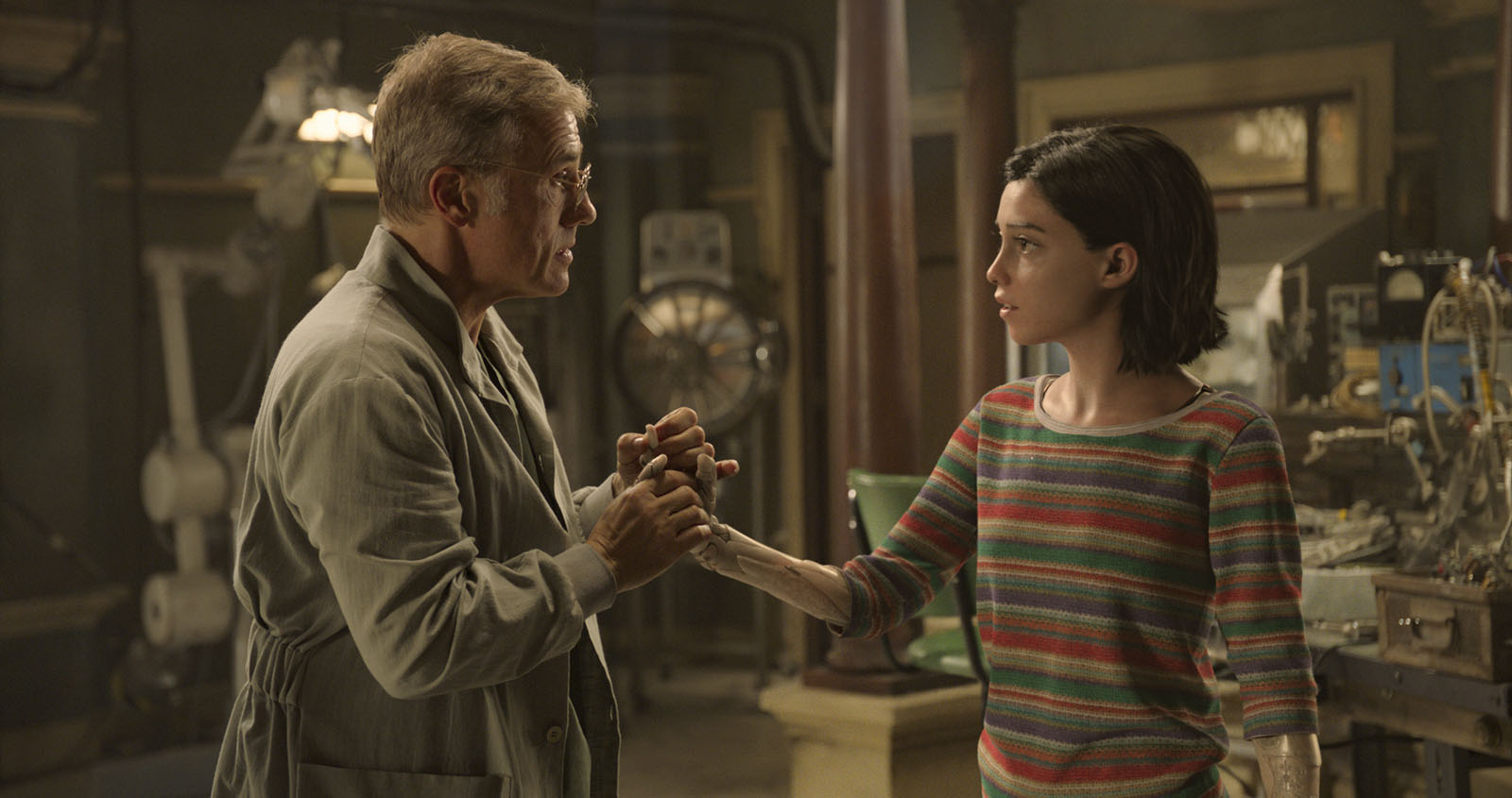 Alita: Battle Angel / 20th Century Fox. © 2019. All rights reserved