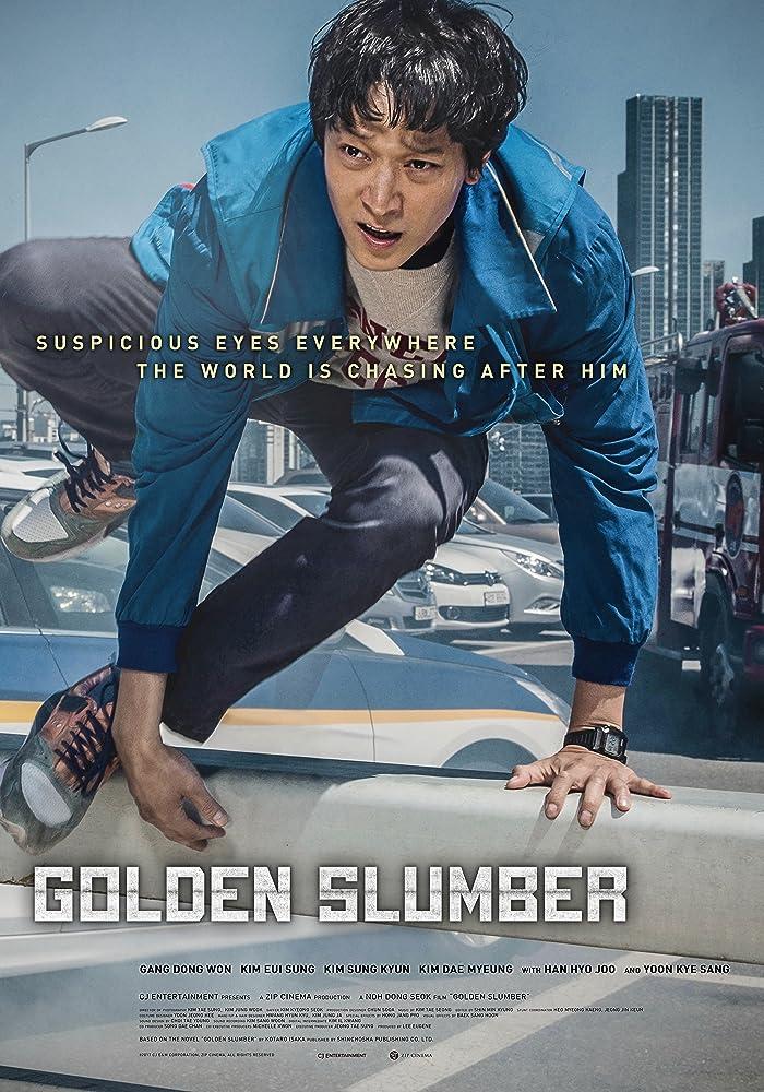 Golden Slumber (2018) Dual Audio 720p UNCUT BluRay [Hindi + Korean]
