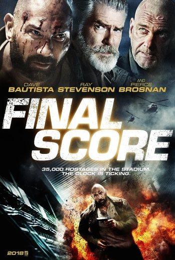 Final Score (2018) Dual Audio 720p BluRay x264 [Tamil + English] 950MB