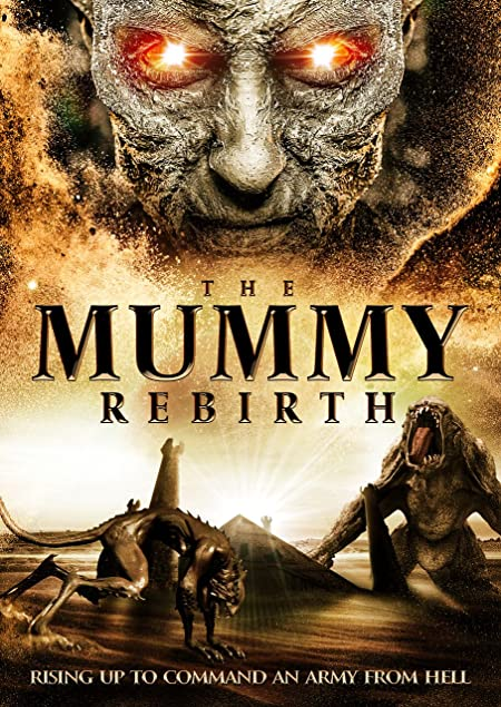 The Mummy Rebirth (2019) Dual Audio HD-Rip - 480P | 720P - x264 - 250MB | 750MB - Download & Watch Online Movie Poster - mlsbd