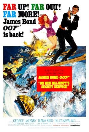 007: A Serviço Secreto de Sua Majestade Dublado Online