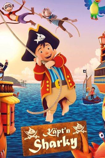 Capitao Sharky – O Pequeno Pirata Dublado Online