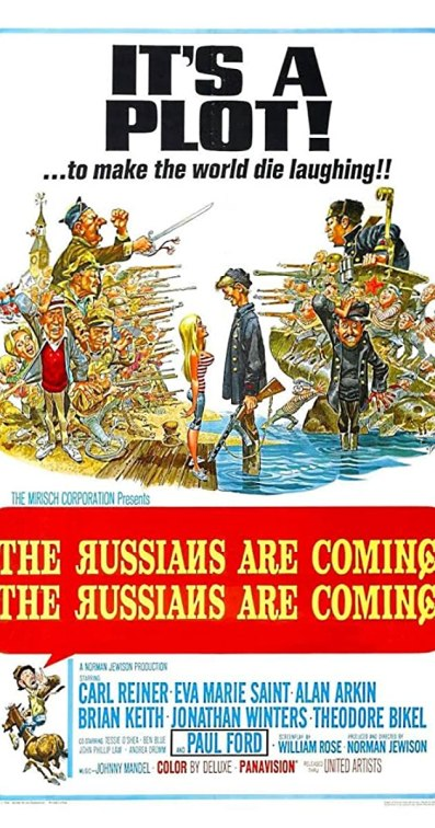 Reviews: The Russians Are Coming the Russians Are Coming - IMDb