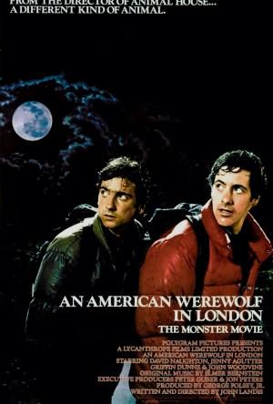 Um Lobisomem Americano em Londres Dublado Online