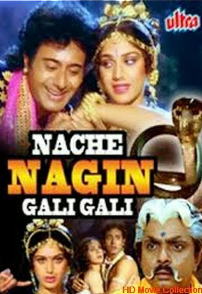 Nache Nagin Gali Gali 1989 Hindi Movie HS WebRip 300mb 480p 1GB 720p 2GB 1080p