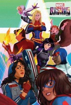 Marvel Rising: Guerreiros Secretos Legendado Online