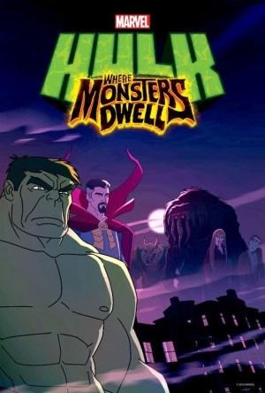 Hulk: Onde os Monstros Habitam Dublado Online