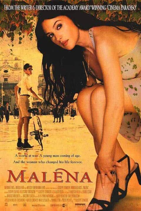 Download [18+] Malena (2000) Dual Audio {Hindi-English} 480p [350MB] | 720p [1GB]