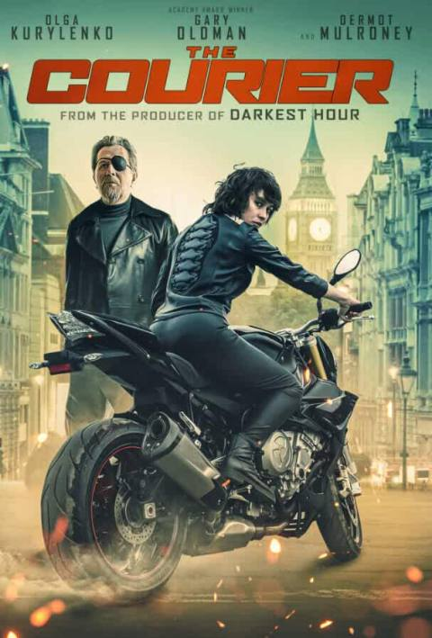 Download The Courier (2019) Full Movie In Hindi-English (Dual Audio) Bluray 480p [500MB]   720p [1GB]   1080p [2GB]