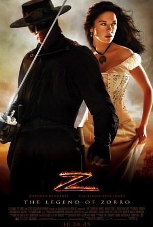 A Lenda do Zorro Dublado Online