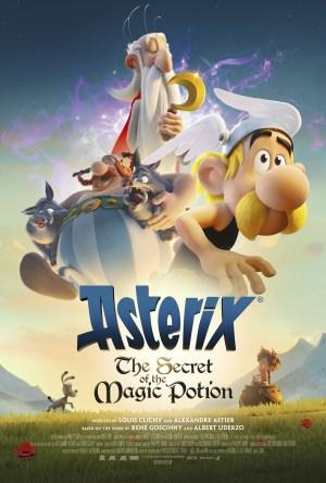 Asterix e o Segredo da Poção Mágica Dublado Online