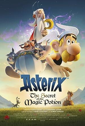 Asterix e o Segredo da Poção Mágica Legendado Online - Ver Filmes HD